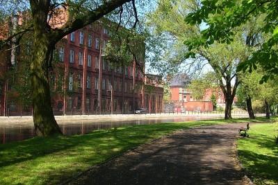 Bydgoszcz_Wyspa_Młyńska_lato