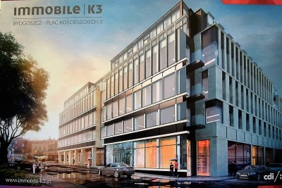 Immobile K3- wizualizacja