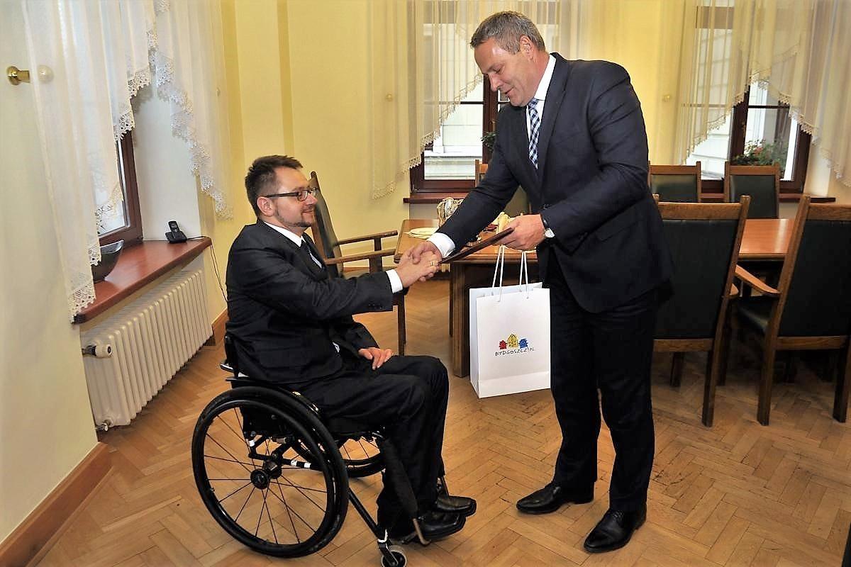 Pełnomocnik ds osób niepełnosprawnych