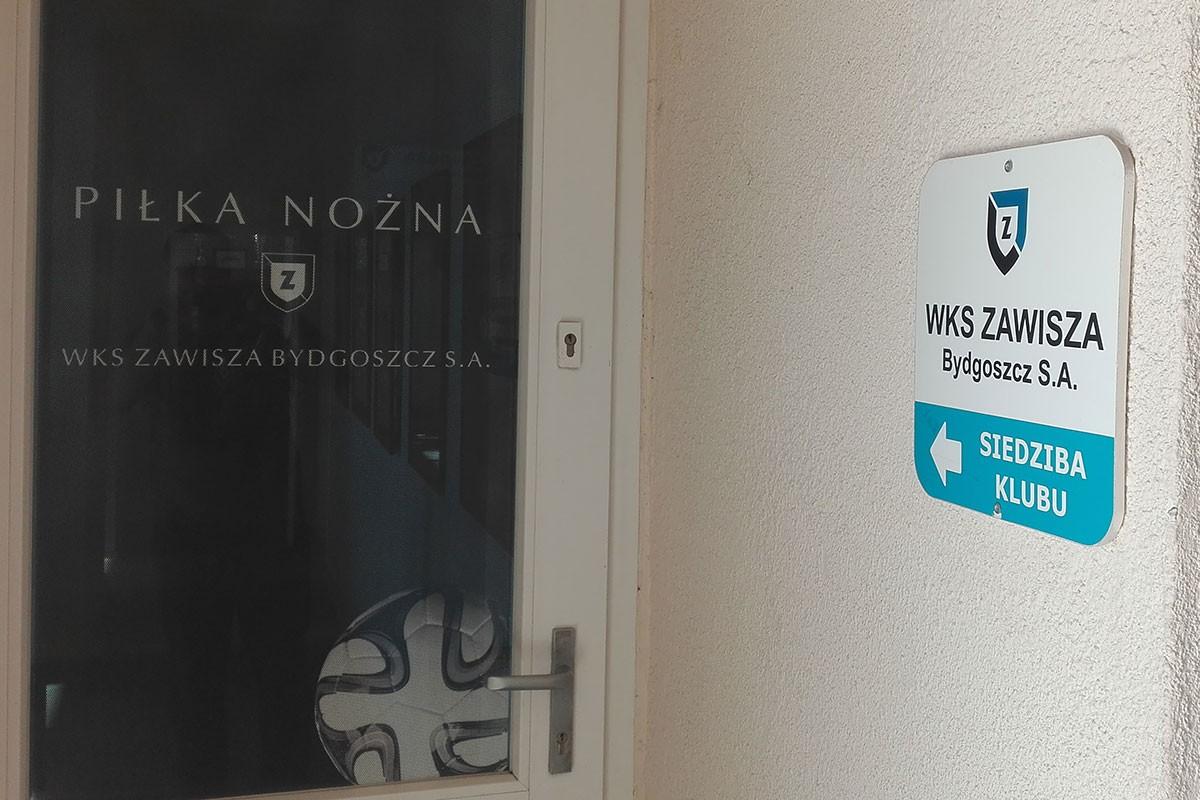 Zawisza Bydgoszcz biuro