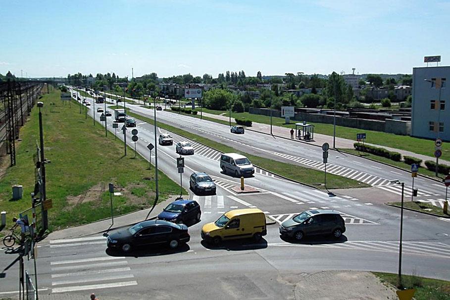 Ulica Kamienna Bydgoszcz