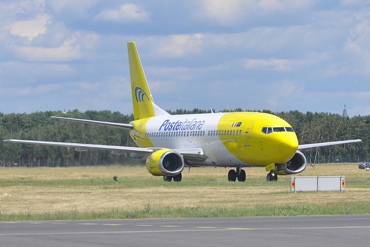 samolot, Rzym, Mistrail, lotnisko - ST_0784