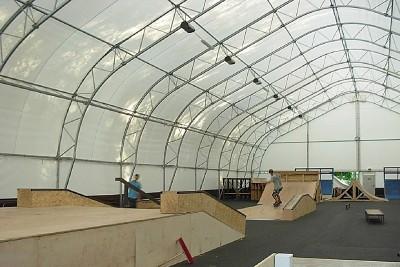 Bydgoszcz_Wnętrze_Skateparku