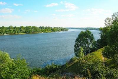 Bydgoszcz_grodzisko_Wyszogród_panorama_lato