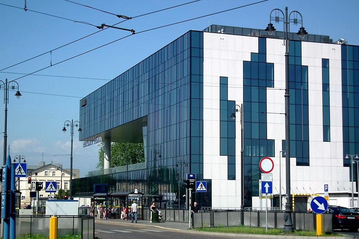 Dworzec PKP Bydgoszcz Gł.