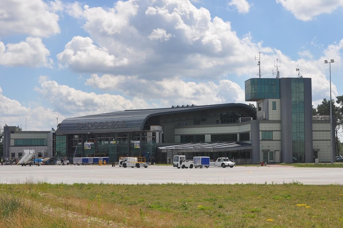 lotnisko, PLB - ST