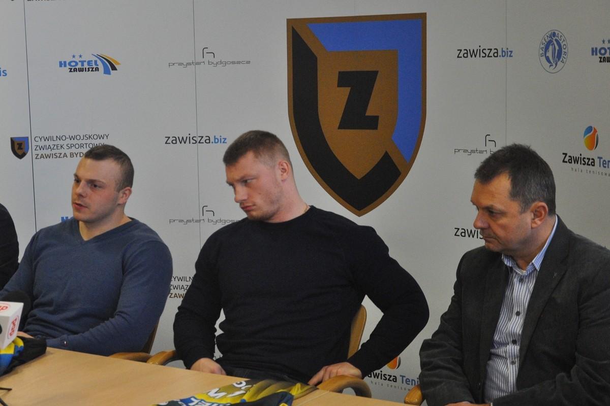 Adrian Zieliński, Tomasz Zieliński, Dariusz Bednarek - ST