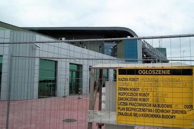 Rozbudowa PLB Bydgoszcz