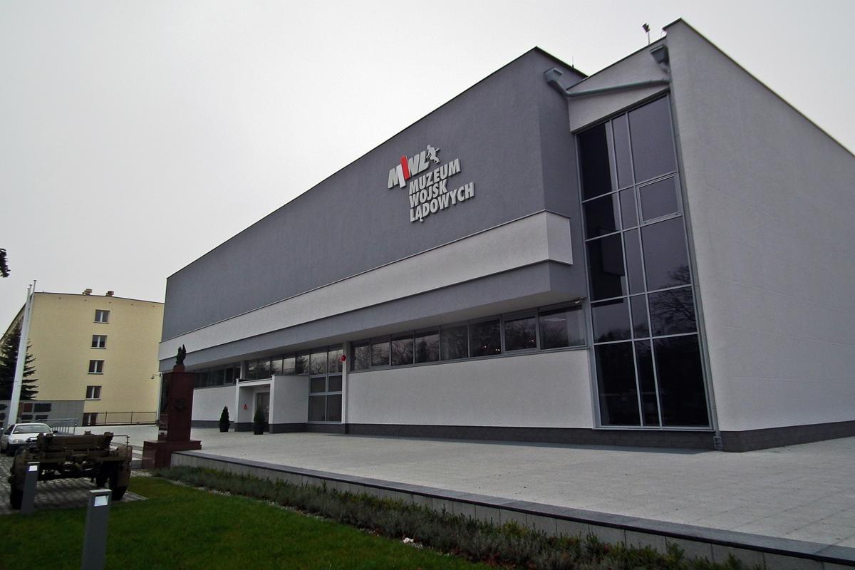 Muzeum Wojsk Łądowych w Bydgoszczy