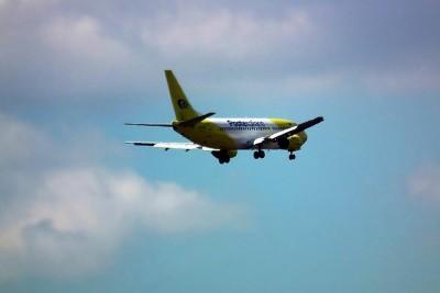 samolot do Rzymu