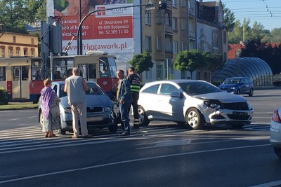 rondo Jagiellonów, wypadek1