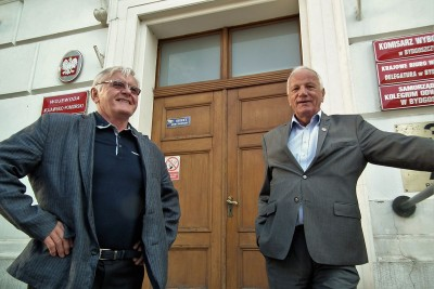 Antoni Tokarczuk, Jan Rulewski