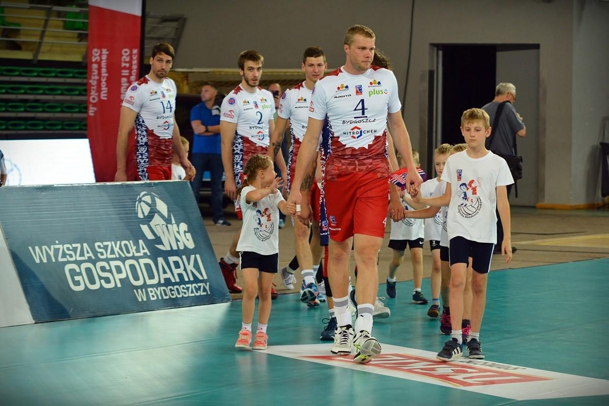 Łuczniczka - Skra, Jacek Gil (4)