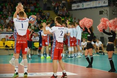 Łuczniczka - Skra, Jacek Gil (5)
