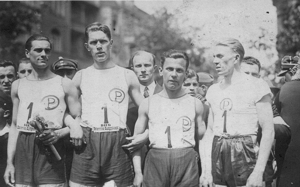 Przedwojenni biegacze Polonii