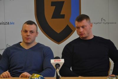 Adrian Zieliński, Tomasz Zieliński - ST