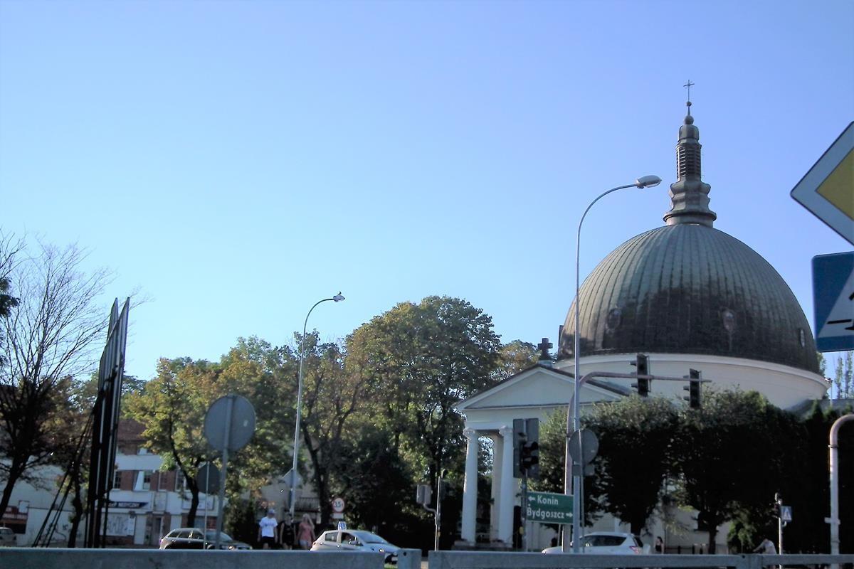 kościół garnizonowy Inowrocław
