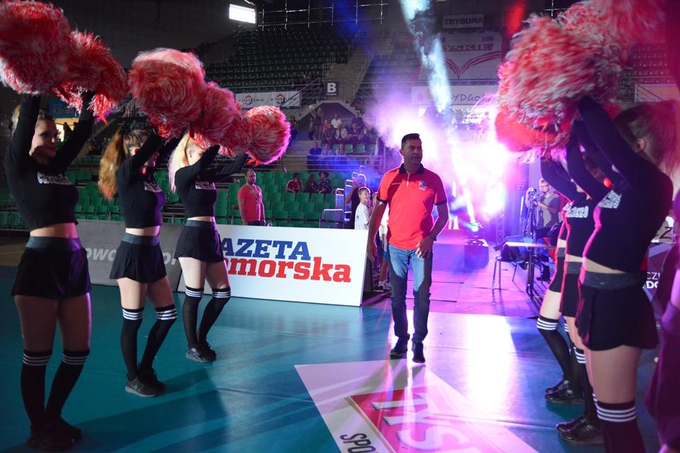 Piotr Makowski, Łuczniczka Bydgoszcz, prezentacja - Jacek Gil