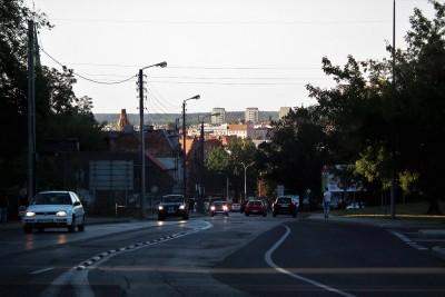 Ulica Kujawska - fot. Stanisław Gazda 1