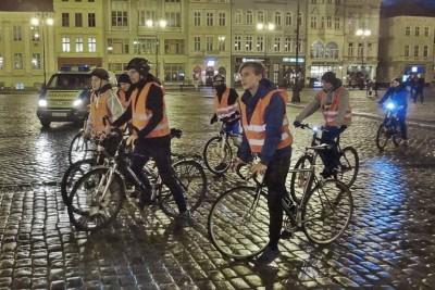Bydgoska Masa Krytyczna, rower - Bogusław Białas (8)