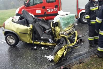 Wypadek Wieszki 1