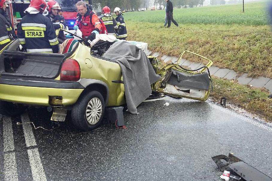 Wypadek Wieszki 2