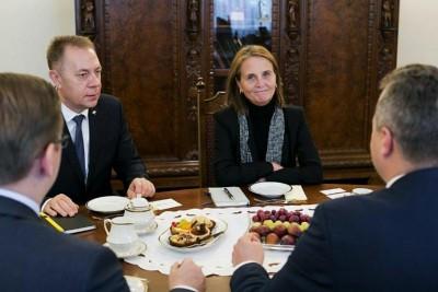 ambasador Finlandii
