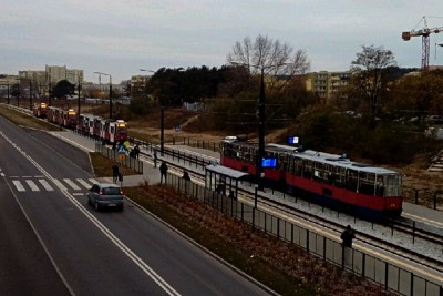 tramwaje, fordon - GN