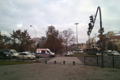 wypadek, rondo Grunwaldzkie - Marcin Bratoszewski
