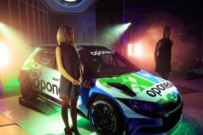 Nowa skoda oponeo motorsport