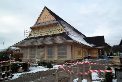 """Nowa """"Gazdówka"""""""