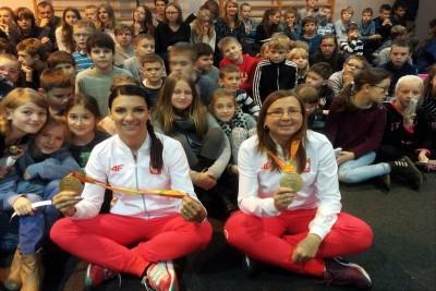 Złote medalistki paraolimpiady w Rio