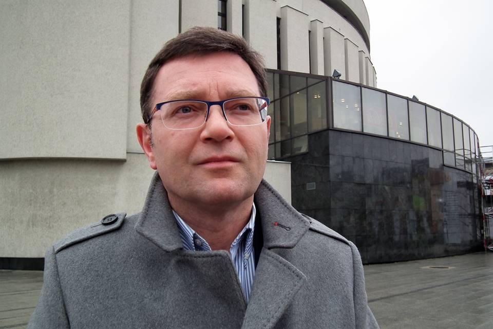 Maciej Figas - fot. Stanisław Gazda