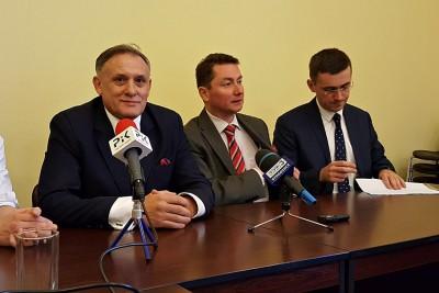 Mirosław Jamroży, Tomasz Rega, Szymon Róg