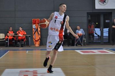 Patryk Gospodarek, Astoria Bydgoszcz, koszykówka - ST