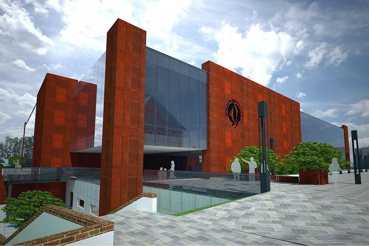 Astoria Bydgoszcz kompleks