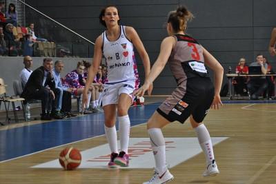koszykówka, Artego Bydgoszcz, Elżbieta Mowlik - ST