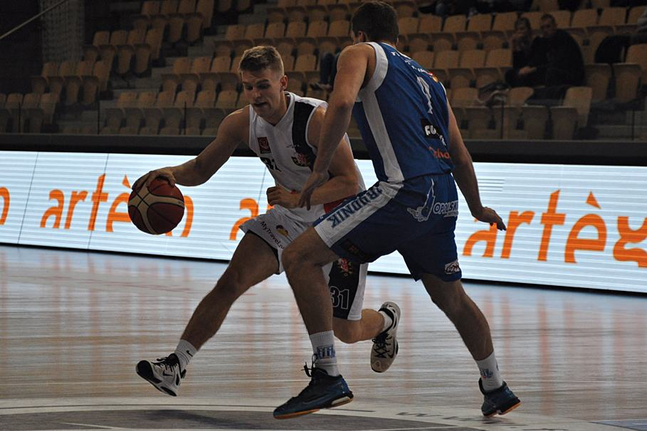 koszykówka, Astoria Bydgoszcz, Paweł Krefft
