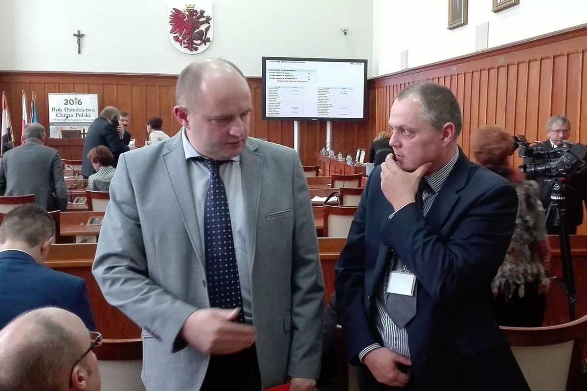 Piotr Całbecki, Tomasz Moraczewski
