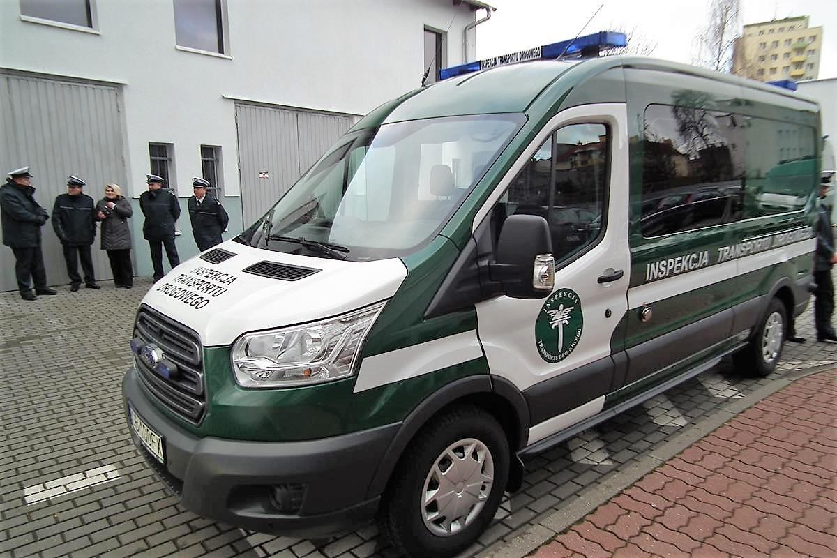 Nowy pojazd ITD