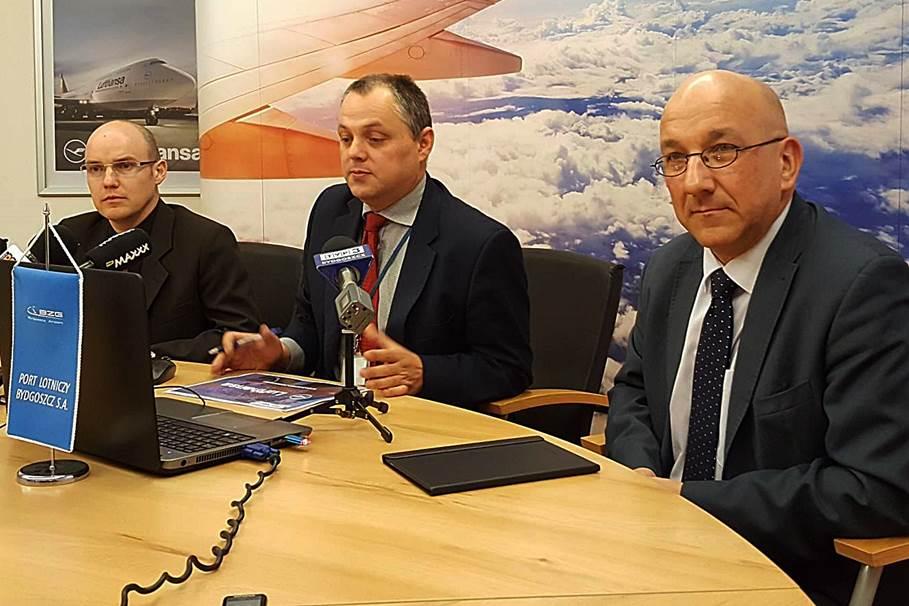 Tomasz Moraczewski, Piotr Tomaszewski, lotnisko, PLB, - ST
