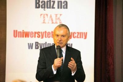 Uniwersytet Medyczny Zbigniew Pawłowicz - fot. Leszek Grabowski
