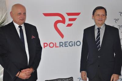 Waldemar Bachmatiuk, Przewozy Regionalne, PolRegio