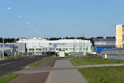 park przemysłowy, BPPT, Hanplast - Pit1233