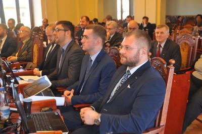 Rada miasta Piasecki Róg Wenderlich Bokiej