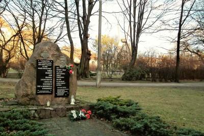 skwer Leszka Białego Bydgoszcz