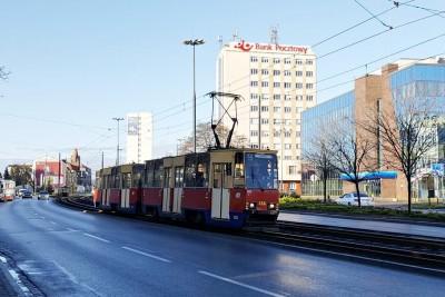 tramwaj, Jagiellońska, linia nr 4 - ST