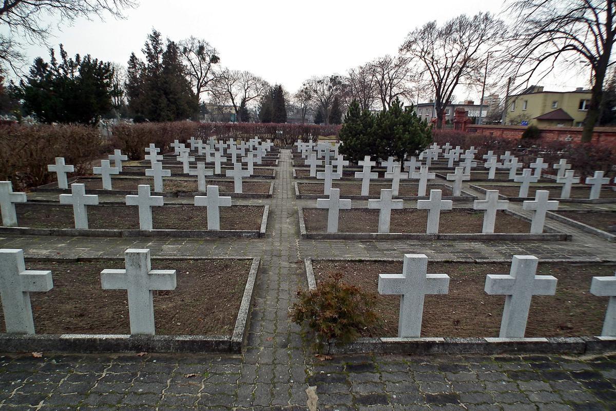 Cmentarz przy ul. Kcynskiej