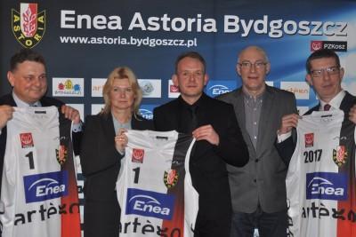 Enea Astoria Bydgoszcz, Bartomiej Dzedzej, Piotr Król - ST