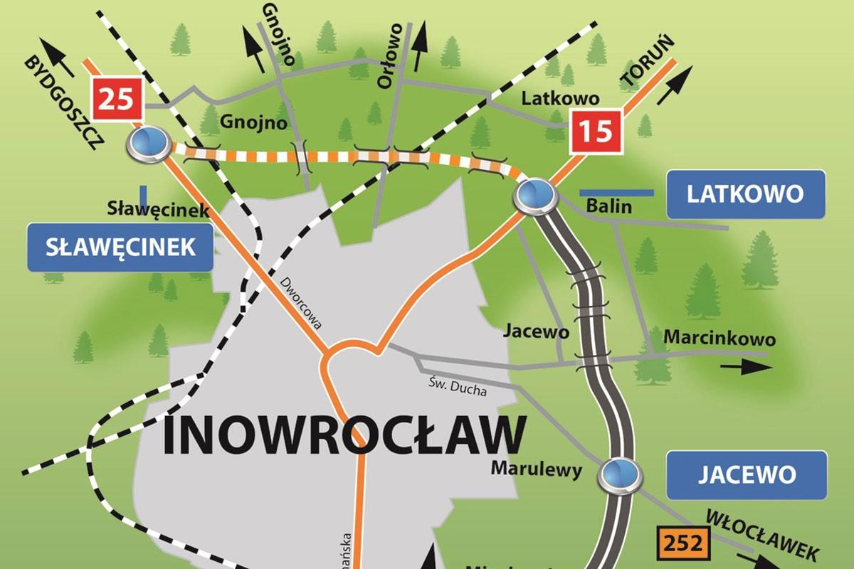 obwodnica Inowrocławia